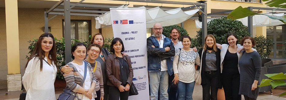 The second transnational meeting of the project was held in Rome on 25 November 2016